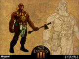Age of Empires III Concept Art