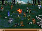 Heroes of Might and Magic II: The Succession Wars Screenshot This image is also shown in the preview that is published in the same issue