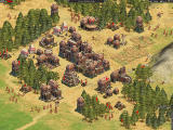Rise of Nations Screenshot Aztec Combat Gallery