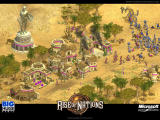 Rise of Nations Screenshot Inca Combat Gallery