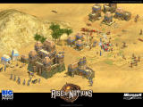 Rise of Nations Screenshot Mayan Combat Gallery