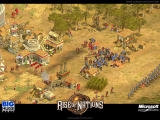 Rise of Nations Screenshot Roman Combat Gallery