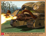 Command & Conquer: The Covert Operations Render Nod Flame Tank