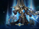 StarCraft II: Wings of Liberty Wallpaper