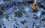 StarCraft II: Heart of the Swarm Screenshot in: screenshots > Campaign mission screenshots.