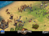 Rise of Nations Screenshot Image originally uploaded on 2002-10-29