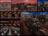 The L.E.D. Wars Other Title page art/logo