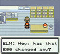 Pokémon Gold Version Screenshot