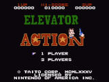 Elevator Action Screenshot