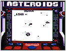 Arcade Classic 1: Asteroids / Missile Command Screenshot