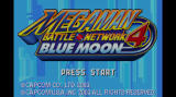 Mega Man Battle Network 4: Blue Moon Screenshot