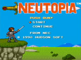 Neutopia Screenshot
