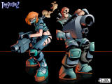 TimeSplitters 2 Wallpaper