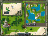 The Settlers II: Veni, Vidi, Vici Screenshot Conquer your very own kingdom and defend it against invaders!