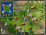 "The Settlers II Mission CD Screenshot ""12 new maps for the ""Free Play"" mode"""