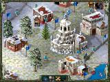 "The Settlers II Mission CD Screenshot ""Winter scenario"""