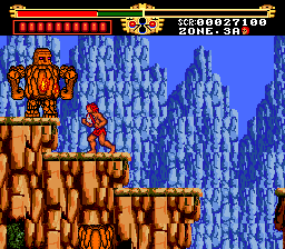 The Legendary Axe Screenshots For Turbografx 16 Mobygames