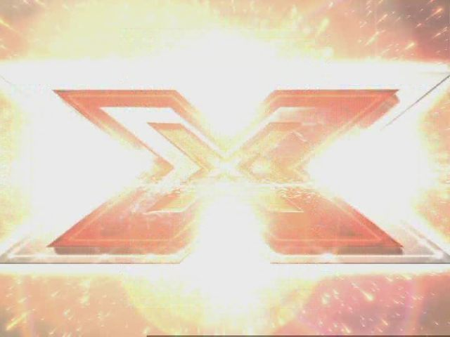 The X Factor: The Official Karaoke DVD - Volume 1 DVD Player There's an animated introduction which prominently features the letter X