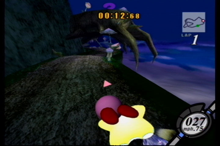Kirby Air Ride GameCube Air Ride: Celestial Valley