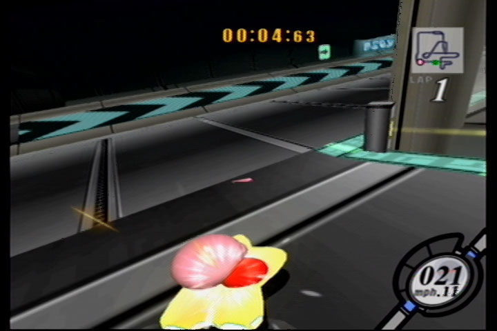 Kirby Air Ride GameCube Air Ride: Machine Passage