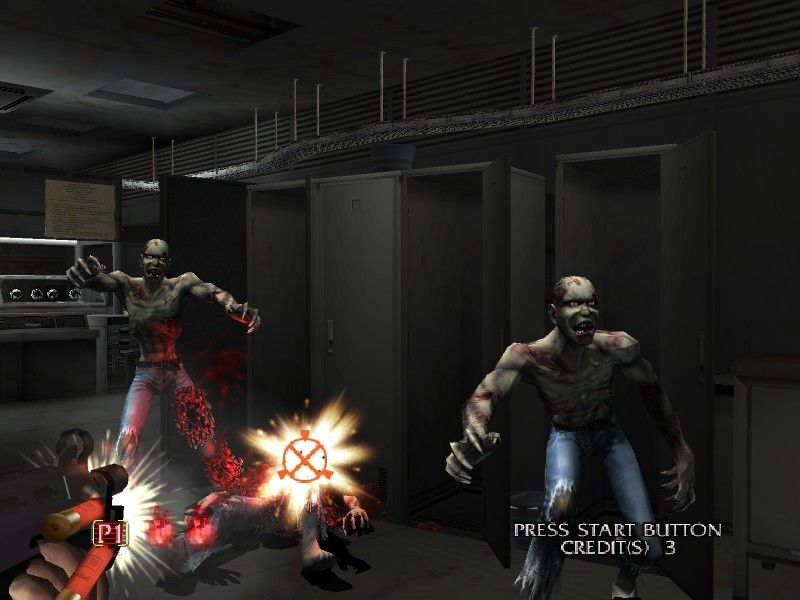 The House Of The Dead Iii Screenshots For Windows Mobygames
