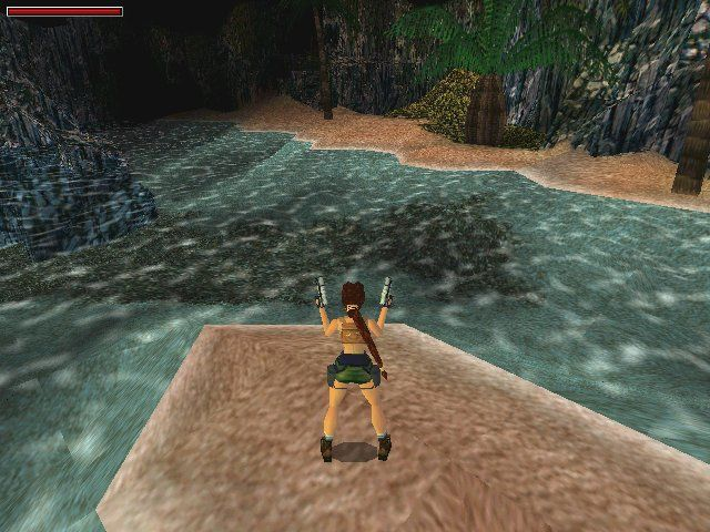 Tomb Raider III: Adventures of Lara Croft Windows Using your trusty colts.