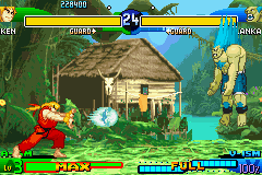 Street Fighter Alpha 3 Game Boy Advance When it was the last time that you saw this move?