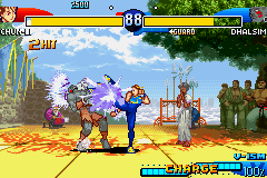 Street Fighter Alpha 3 Game Boy Advance Are you the best? Then play without specials in Classical Mode!