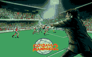 Football Manager 2 Atari ST Title Screen
