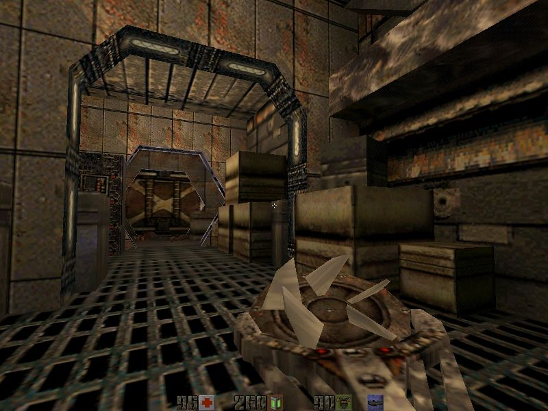 Juggernaut: The New Story For Quake II Windows New Textures. Brown New Textures.