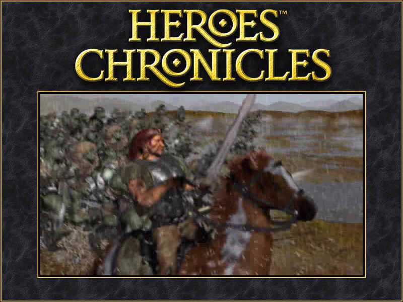 Heroes Chronicles: Warlords of the Wastelands Windows The Opening Movie Introduces Tarnum
