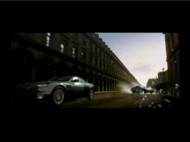 Enthusia: Professional Racing PlayStation 2 Opening FMV makes a fine blur between reality and CG