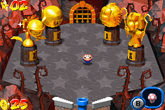 Mario Pinball Land Game Boy Advance Nice trophy gallery!