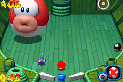 Mario Pinball Land Game Boy Advance Could be this a parody from some Pokémon? Maybe... ;-)