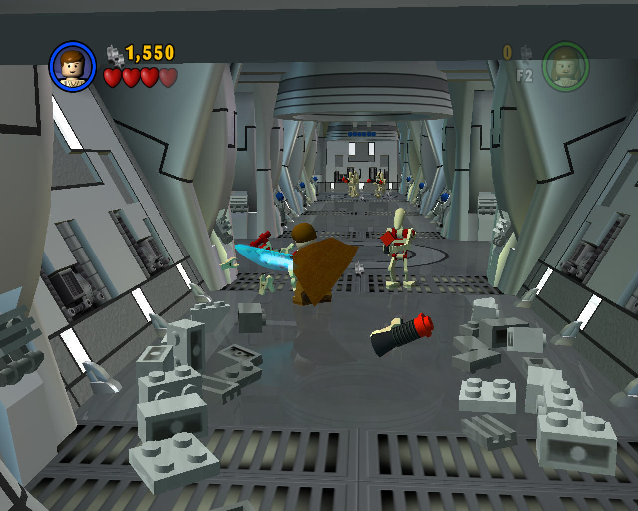 Lego Star Wars Video Game 11