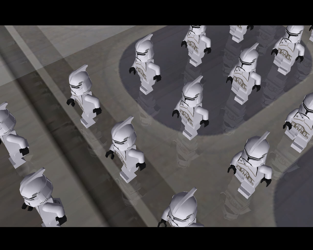 LEGO Star Wars: The Video Game Windows The Clones.