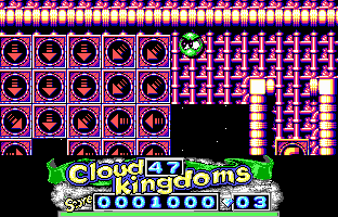 Cloud Kingdoms DOS On arrow squares, all roads lead... (EGA)