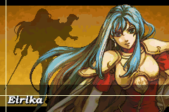 Fire Emblem: The Sacred Stones Game Boy Advance Introducing the main characters