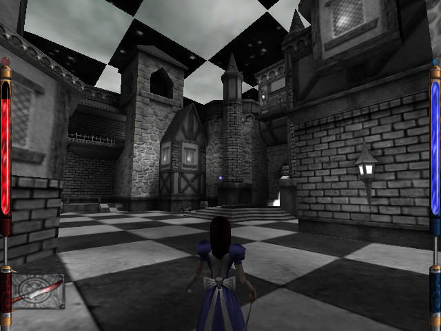 American McGee's Alice Windows Only in Wonderland...