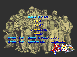 Art of Fighting 2 Screenshots for Neo Geo - MobyGames