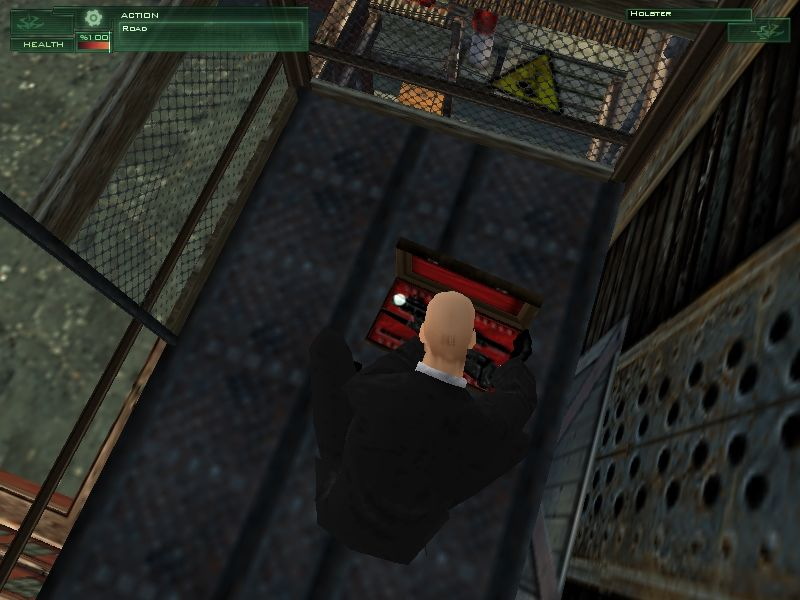 Hitman: Codename 47 Windows Some Assembly Required. On assignments with only one target, the sniper rifle comes in handy. It even folds down to fit in a convenient, innocent-looking suitcase.