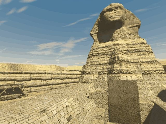 Riddle of the Sphinx: An Egyptian Adventure Screenshots for