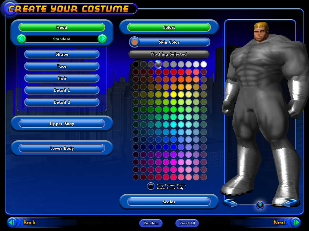 City Of Heroes Screenshots For Windows Mobygames