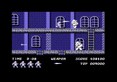 Ghosts 'N Goblins Commodore 64 These guys can take many hits