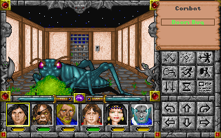 Might and Magic: World of Xeen DOS Damned mutant bugs! They are everywhere!