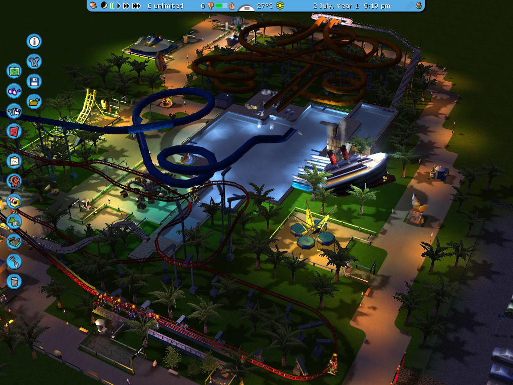 Rollercoaster tycoon 3 scenarios download