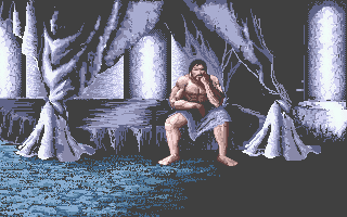 Sinbad and the Throne of the Falcon Atari ST But she was just using you