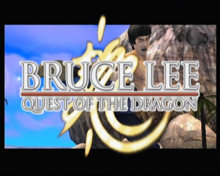 Bruce Lee: Quest of the Dragon Xbox Main Title (from the opening movie)