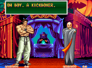 Art Of Fighting 2 Screenshots For Neo Geo Mobygames