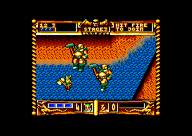 Golden Axe Amstrad CPC I thought I dealt with those two